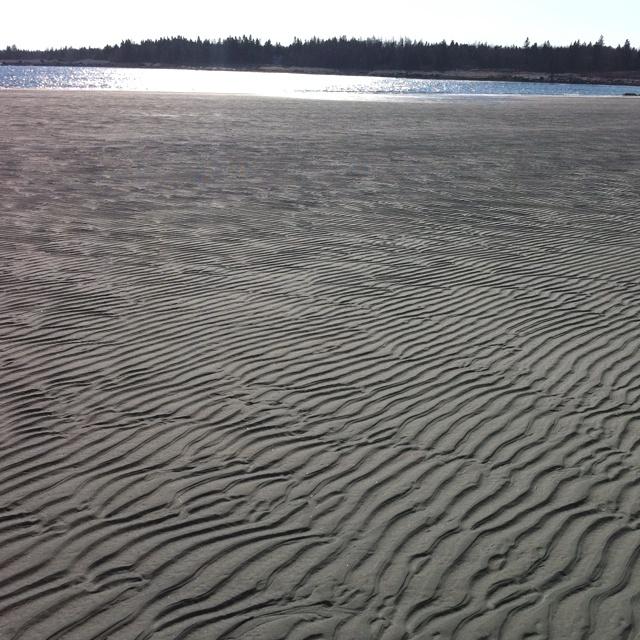 Eagle Head Beach Nova Scotia @ blueberry-bay.com