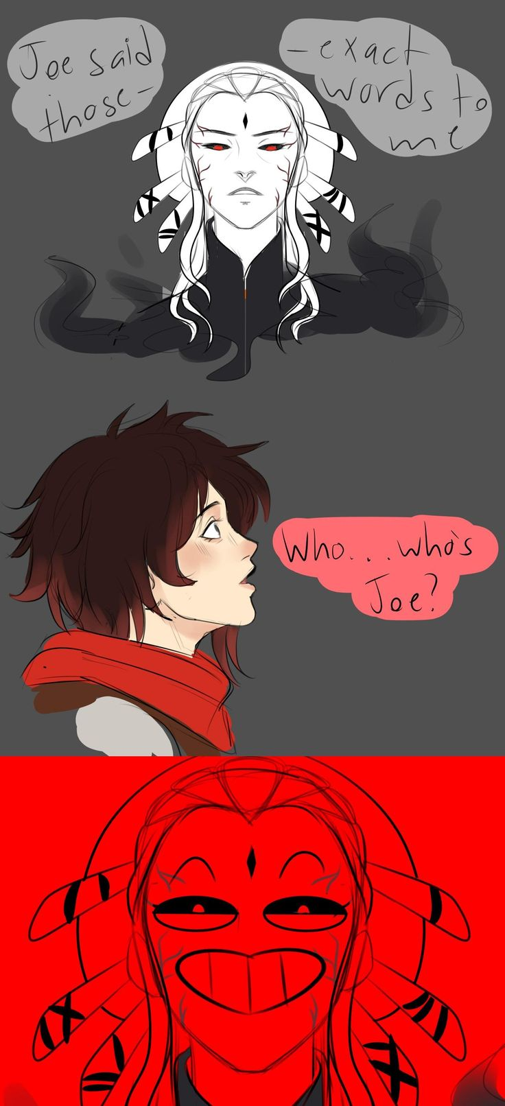 What really happened in Chapter 11   RWBY   Rwby, Rwby ...