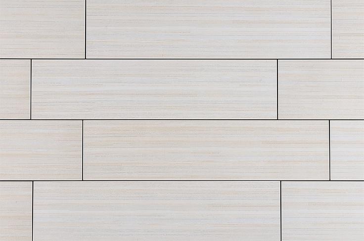 Master Bath Floor Porcelain Glazed Bamboo Tile 12 X 24