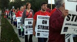 Chicago teachers strike for first time in 25 years; contingency sites ready, charters remain open - Chicago Sun-Times