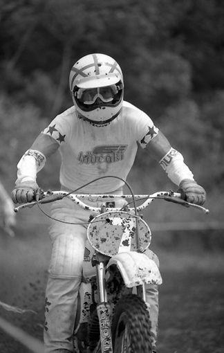 1978年、無限ホンダを駆る、鈴木秀明。