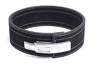 Inzer Advance Designs: Powerlifting Belts size small color white or maroon 10mm size belt http://www.inzernet.com/detail_belt.asp?PRODUCT_ID=FOREVER_LEVER_10MM
