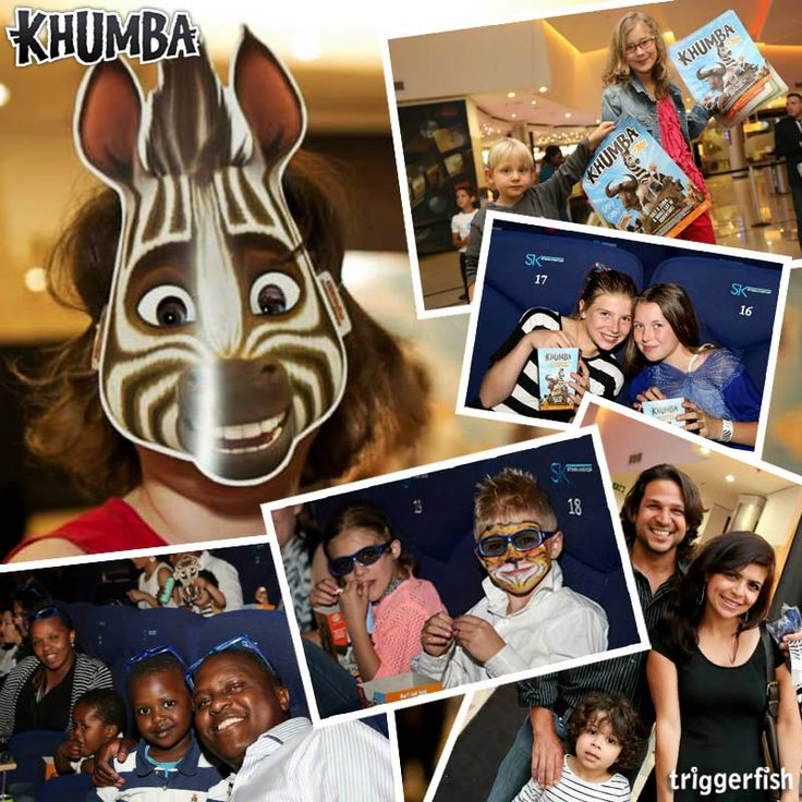 Behind the scenes with KHUMBA, the must-see family movie taking the world by storm!  Coming to Walmart on DVD Jan 14th.