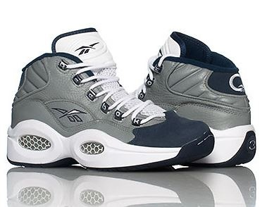 Reebok Iverson Question Georgetown Sneaker Available NOW
