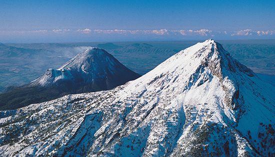 5 Cumbres Nevadas en México que debes conocer - Ciudadanos en Red