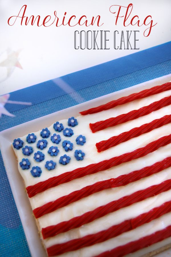 flag day recipes
