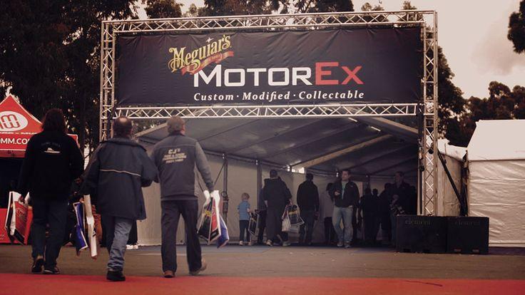Meguiar's MotorEx 2014 - The Greatest Rides on Show!
