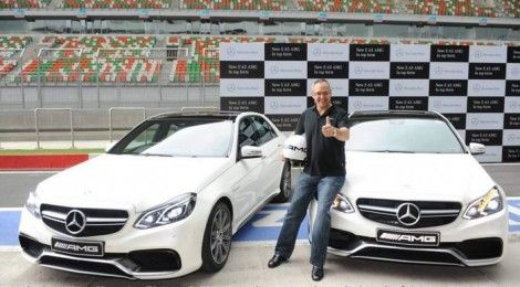 Mercedes-Benz India 54% sales increase for January 2014 | Rush Lane