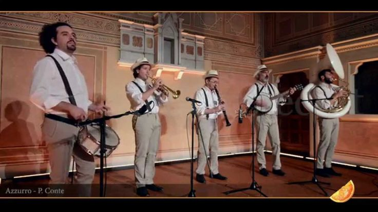 ALMA PROJECT - Folk Quintet & Tenor MM @ Four Seasons Hotel Florence - FSH - Azzurro (P.Conte)