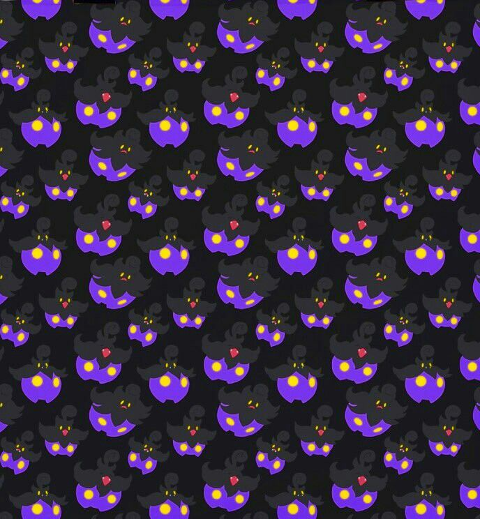 shiny pumpkaboo wallpaper, Speqtor made this and i love it.