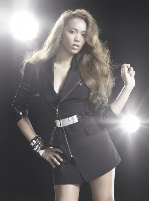 Crystal Kay just love her!!