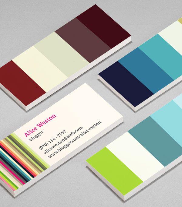 Browse MiniCard Design Templates