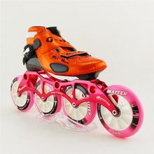 Professional Speed Skating Shoes Adults child Carbon Fiber Inline Speed Skating Shoes 4 Wheel roller skating //Price: $US $380.80 & FREE Shipping //     #tshirtdesign