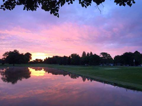 Photo By Max Deutz Sunrise In Marshall Mn