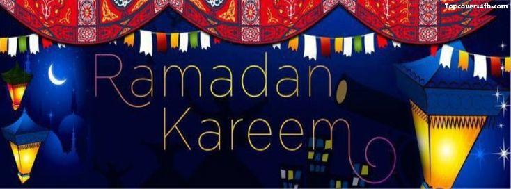 Download Ramadan fb cover 2018