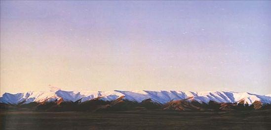 Hawkdun Spring by Grahame Sydney