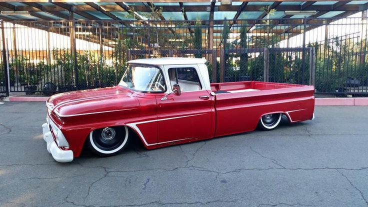 Knee Knocker 1960 1963 Chevy C10 Pickup Truck In A Really