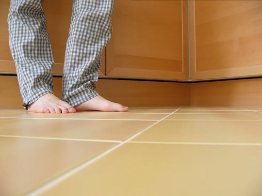 Dear Mr. S. I Would Love This (radiant Floor Heating) In My
