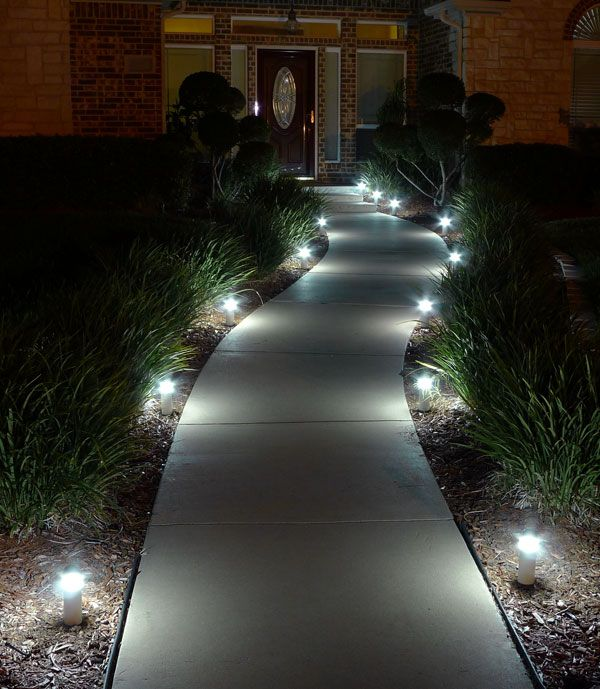 24 Best images about LED Landscape Lighting on Pinterest | Plugs ...:LED path lighting Superbrightleds.com offers a variety of replacement light  bulbs for existing fixtures,Lighting