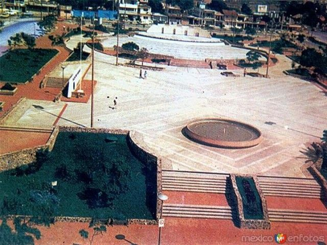PLAZA CIVICA - Poza Rica, Veracruz