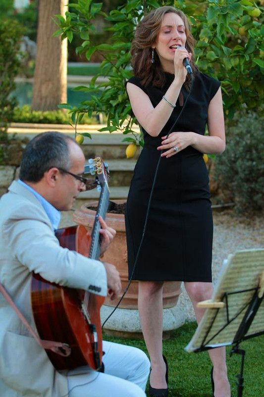 Wedding guitar and singer duo - Musica Evento, Italy