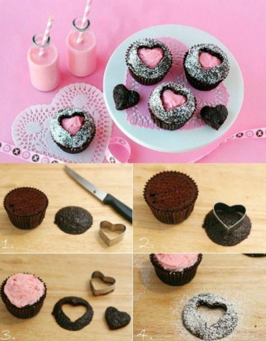 Valentinstag Kuchen von www.meinesvenja.de