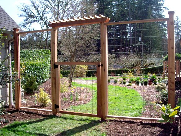 107 best Garden Arbor Fence and Gate images on Pinterest