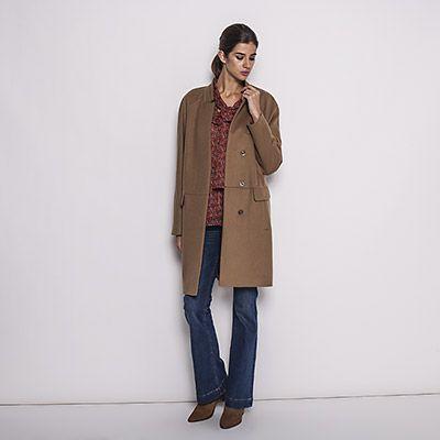 Manteau femme IKKS