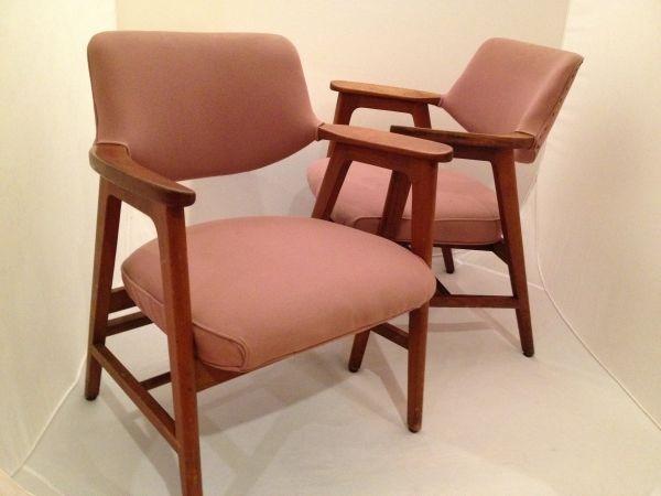 Atlanta: Gunlocke Mid Century Modern Chairs $125   Http://furnishlyst.com