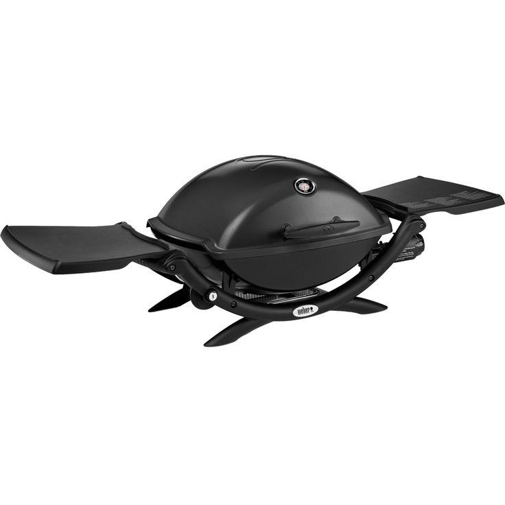 Weber Q 2200 Black - The amazing Weber Q Range