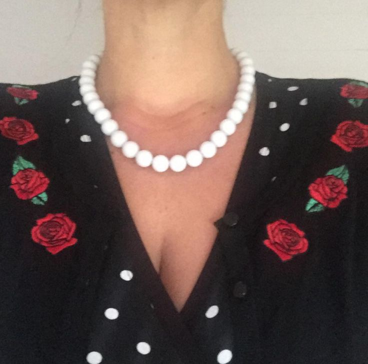 Necklaces - Vintage inspired
