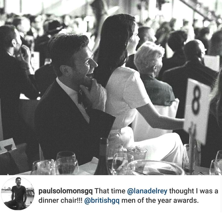 Paul solomons gq dating