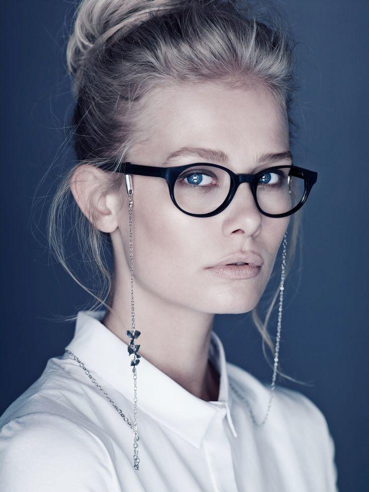 Neue Brillen Developments Stars Und Fashions Mit Brille