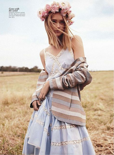{fashion inspiration | editorial : rosie tupper for vogue australia} by {this is glamorous}, via Flickr