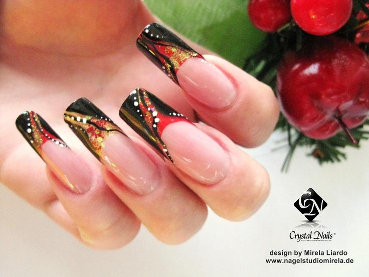 Chrismans Nails by Mirela Liardo