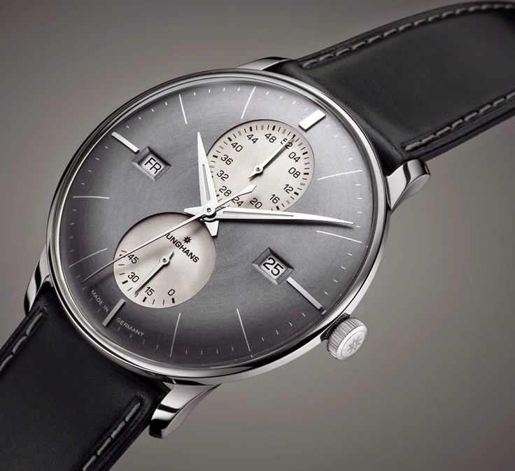A Look at the Junghans Meister Agenda Calendar Watch - Legend of Time, Inc. Chicago Watch Center
