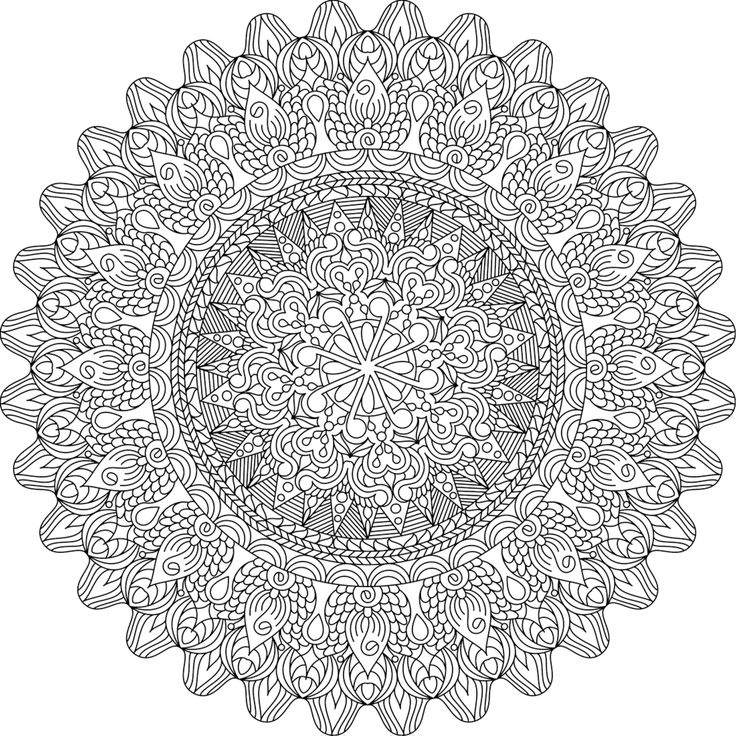 """Dancing Dragon"" - Free printable mandala coloring page. https://mondaymandala.com/m/dancing-dragon?utm_campaign=sendible-pinterest&utm_medium=social&utm_source=pinterest&utm_content=dancing-dragon#utm_sguid=164897,ce86739b-7c5b-4637-8b1a-d4a7a13a36f5"