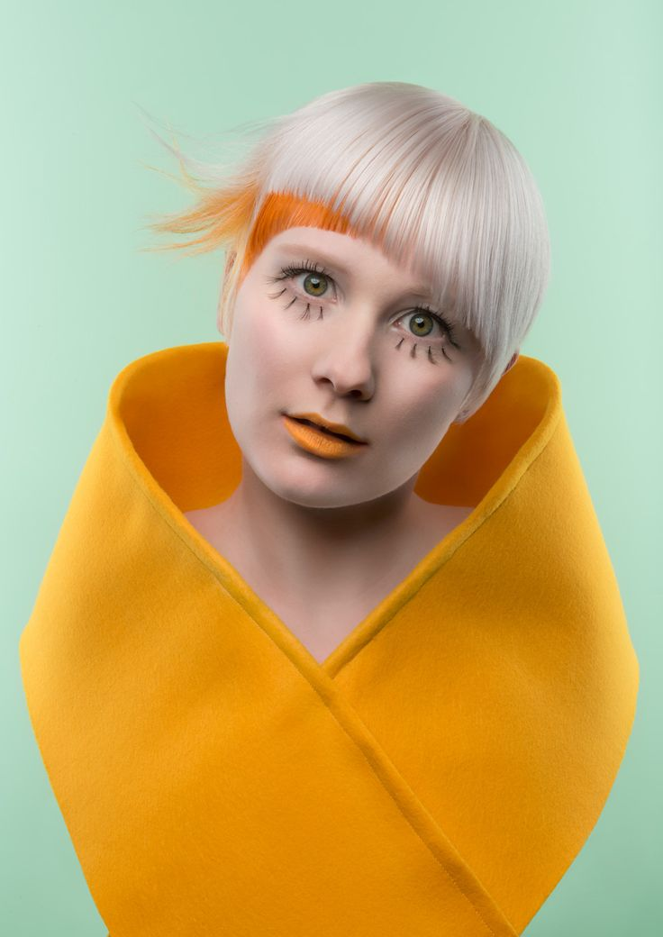 Color Zoom Challenge '14 entry for Partners Hairstyling by Roos