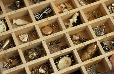 Jewellery by Vanya: how do you display your jewellery?