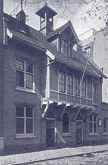 Het Badhuis, Oud West