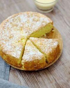 Gâteau moelleux à la noix de coco