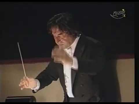 Il Maestro Riccardo Muti dirige l'Intermezzo della Cavalleria Rusticana