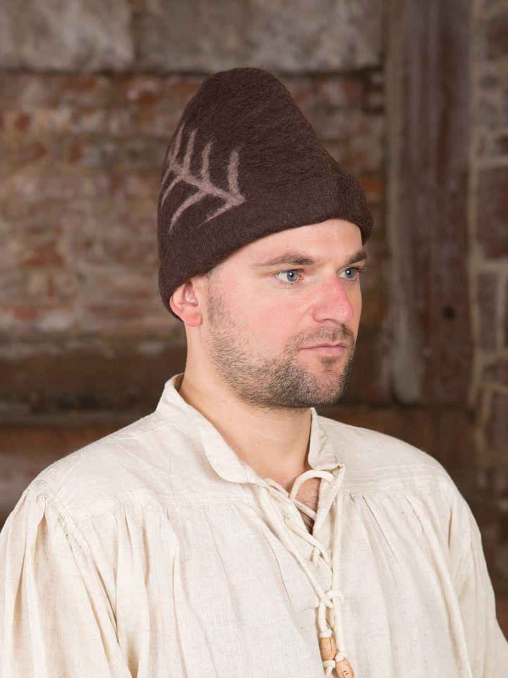 Pin auf Mittelalter-Gugel und Kopfbedeckungen