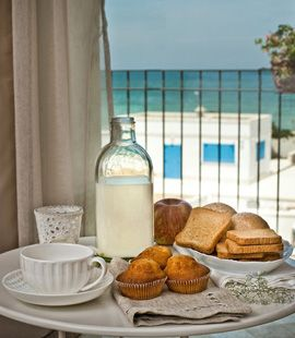 Canne Bianche_Lifestyle & Hote, #Italy - Breakfast @CanneBianche