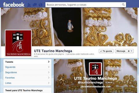 La empresa de Albacete, en Twitter y Facebook - mundotoro.com