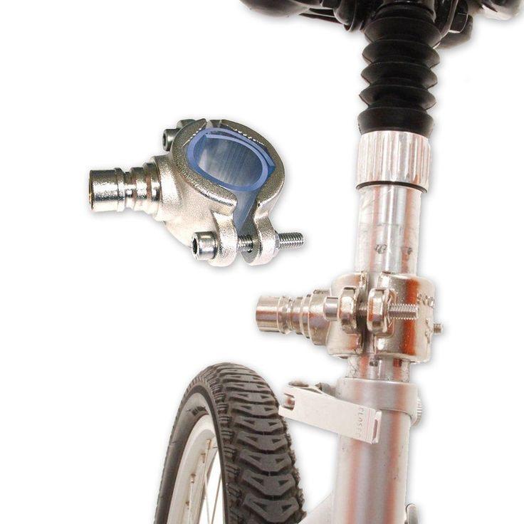 Walky Dog Bike Attachment Clamp Dog Supplies Dog Bike Leash Dog Accessories New #WalkyDog