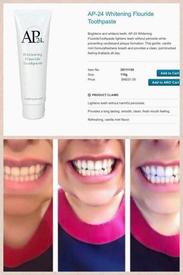novon white dental beauty instructions