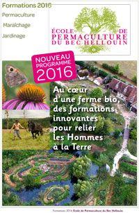 Ferme du Bec Hellouin - Eco-cente du Bec Hellouin - Formations en permaculture, jardinage et agriculture naturelle