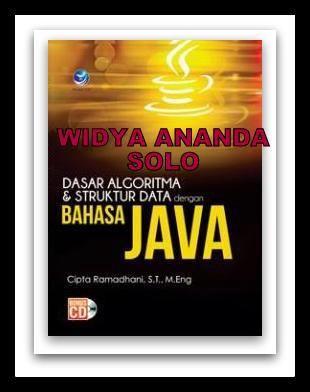 Dasar Algoritma dan Struktur Data dengan Bahasa Java+cd  Kategori(Sub): Komputer (Literatur Komputer) ISBN: 978-979-29-4754-0 Penulis: Cipta Ramadhani, S.T., UkuranHalaman: 20x28 cm  xii+332 halaman EdisiCetakan: I, 1st Published Tahun Terbit: 2015   Buku ini berisi algoritma-algoritma dasar yang wajib diketahui oleh Anda yang ingin berkecimpung dalam dunia pemrograman komputer. Dengan mempelajari buku ini, Anda akan dituntun untuk memahami algoritma dari nol besar. Materi yang dibahas…