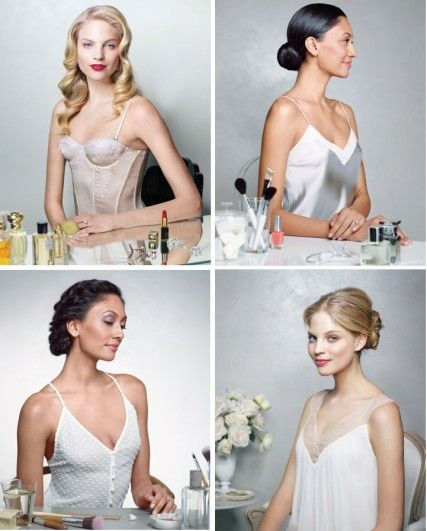 Master all four of these wedding-worthy hairdos with help from our how-tos.